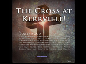 The Cross At Kerrville